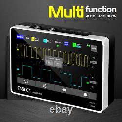 1013D 7\\inch 100MHz FFT Display Bandwidth Digital FNIRSI Storage Oscilloscope