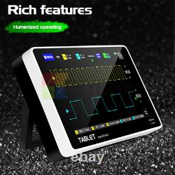 1013D 7inch 100MHz FFT Display Bandwidth Digital FNIRSI Storage Oscilloscope