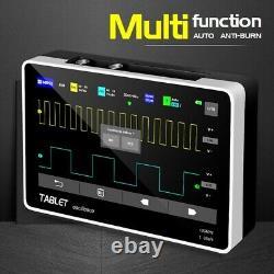 1013D Dual Channel Digital Storage Tablet Oscilloscope 100M Bandwidth 1GSa/s