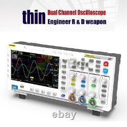 1014D FNIRSI Digital Oscilloscope Storage 100MHz Dual Channel Signal Generator