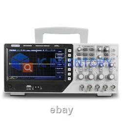 1PCS Hantek DSO4204B Digital Storage Bench Type Oscilloscope 64K 4CH 200 MHz 1