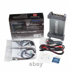 4 CH 1GSa/s 70Mhz Bandwidth PC USB Digital Storage Oscilloscope 6074BC