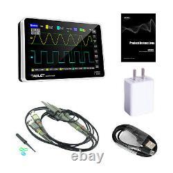7 Tablet Oscilloscope Digital Storage 100MHz 1GS/s Sampling Rate US Plug