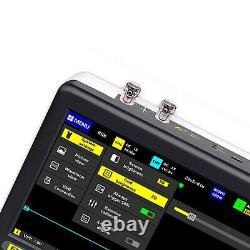 7 inch 2Channel Digital Storage Oscilloscope 1GS/s Sampling Rate