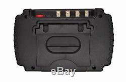 ADO104 Automotive Handheld Digital Storage Oscilloscope 4CH 10MHZ 100-240V USB