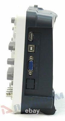 AKTAKOM ADS-2111MV Digital Storage Oscilloscope 100MHz 1GSa/s + VGA