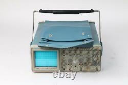 AS IS Tektronix 2232 Digital Storage Oscilloscope 100MHz