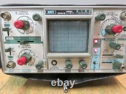 AWS 315P Oscilloscope Digital Storage 15 MHZ Probe