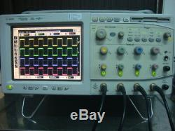 Agilent 54852A Infiniium Digital Storage Oscilloscope, 2GHz, 10GSa/s, 4-CH