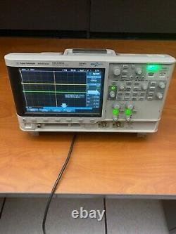 Agilent DSO-X 3012A 100MHz 4GS/s 2Ch Digital Storage Oscilloscope