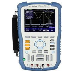 BK Precision 2511 60 MHz, 2-Ch Handheld Digital Storage Oscilloscope