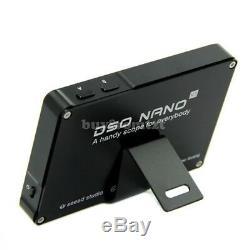 DSO Nano V3 32bit Digital Storage Oscilloscope Signal Generator 200Khz 2.8 LCD