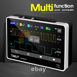 Digital FNIRSI Storage Oscilloscope FFT display 1013D 7inch 2CH 100MHz Bandwidth