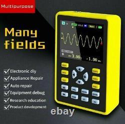 Digital Oscilloscope 2.4 Screen 500 MSa/s 100MHz Analog Bandwidth Waveform Store