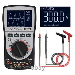 Digital Storage Oscilloscopes True RMS Multimeter DMM AC/DC Voltage Meter J1F6
