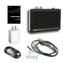 Dual Channel Digital Storage Oscilloscope 100MHz Bandwidth 1GS Sample Rate New