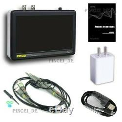 Dual Channel Oscilloscope Digital Storage Oscilloscope 100MHz Bandwidth 1GS