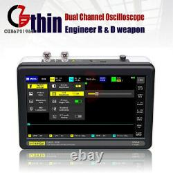 FNIRSI 1013D 72CH Digital Storage Oscilloscope 100MHz Bandwidth 1GS Sample Rate