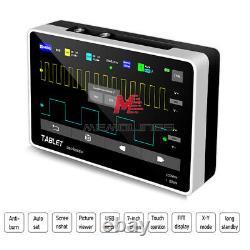 FNIRSI 1013D 7 inch Digital Storage Oscilloscope 100MHz Bandwidth 1Gsa/s Rating