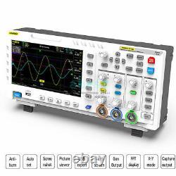FNIRSI-1014D 7 LCD 2 Channel Signal Generator Digital Storage Oscilloscope H0V2
