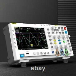 FNIRSI-1014D Digital Storage Oscilloscope 100MHz 1GSa/s Signal Generator 7 LCD