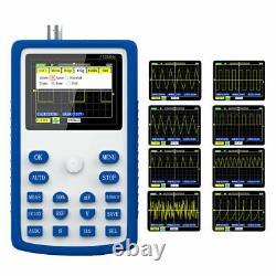 FNIRSI-1C15 Handheld Digital Storage Oscilloscope 110MHz Bandwidth 500MS/s
