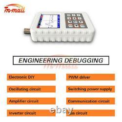 FNIRSI Digital LCD Storage Oscilloscope Bandwidth 2.4 7 Inch LCD 100MHz 5MHz