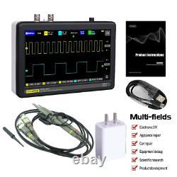 FNIRSI Digital LCD Storage Oscilloscope Bandwidth 5MHz/20Msa/s 100MHz/1Gsa/s