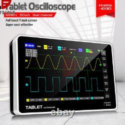 FNIRSI Digital Storage Oscilloscope FFT display 1013D 7inch 2CH 100MHz Bandwidth