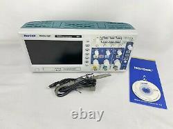 For Parts Hantek DSO5102P USB Storage 100MHz 1GSa/s Digital Oscilloscope 2CH