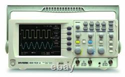 GW Instek GDS-1052-U 5.7 LCD Color Display Digital Storage Oscilloscope with