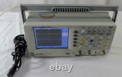 GW Instek GDS-1102A-U 5.7 100 MHz Color LCD Digital Storage Oscilloscope