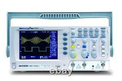 GW Instek GDS-1102A-U Digital Storage Oscilloscope 100MHz 2 Channel DSO 1GS/s