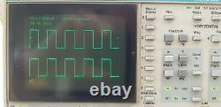 Gould DSO465 100MHz 200Ms/sec Digital Storage Oscilloscope with built in printer