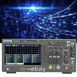 HANTEK DSO2C10 2-Channel 7in TFT LCD Digital Storage Oscilloscope 100MHz 1GSa/s