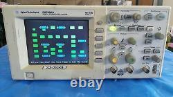 HP Agilent DSO3062A 60MHz 1GSa/s Digital Storage Oscilloscope