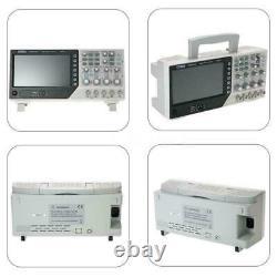 Hantek 100MHz 4Channels DSO4104B Oscilloscope 1GSa/s NEW + 64K Digital Storage