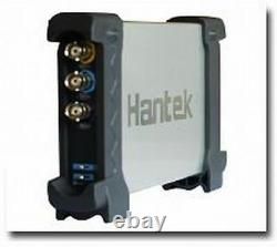 Hantek 6022BE PC-Based USB Digital Storag Oscilloscope 2CH 20MHz 48MSa/s ful set