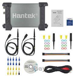 Hantek 6022BE PC USB Portable Digital Storage Oscilloscope 48MSa/s 20MHZ 2CHs