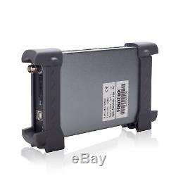 Hantek 6104BD Generator 100MHz 4CH USB Digital Storage Oscilloscope 1GSa/s PC