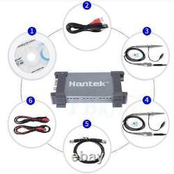 Hantek 6254BD Digital Storage Oscilloscope 250MHz 1GSa/s +25MHz Signal Generator