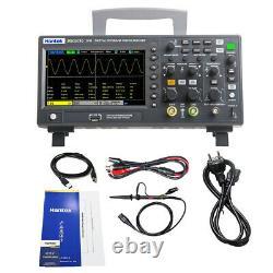 Hantek DSO2C10 Digital Storage Oscilloscope 2CH 100Mhz 1GS/s 7 IN TFT Display
