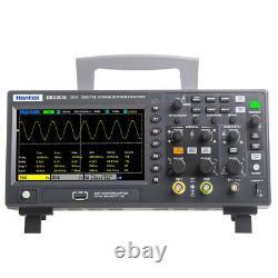 Hantek DSO2C15 Digital Storage Oscilloscope 2CH 150Mhz 1GS/s 7 IN TFT Display