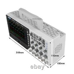 Hantek DSO4254C 7 Tft Lcd Digital Storage Oscilloscope 4-Ch 250Mhz 1Gsa/S Hh ls