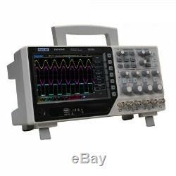 Hantek DSO4254C Digital Storage Oscilloscope 64K 4CH 250MHz Signal Source 1GS/s