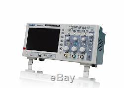 Hantek DSO5102P 2CH 2Chanel Digital Oscilloscope 40K USB Storage 1Gsa/s 8-bit