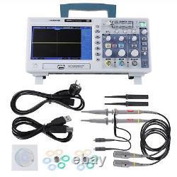 Hantek DSO5102P 7 LCD Digital Storage Oscilloscope 2 Channels 100MHz 1GSa/s