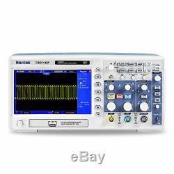 Hantek DSO5102P USB Storage 100MHz 1GSa/s Digital Oscilloscope 40K 2CH 2Chanel