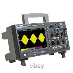 Hantek Digital Storage Oscilloscope 2CH 150Mhz 1GS/s DSO2C15+2D15 Signal Source