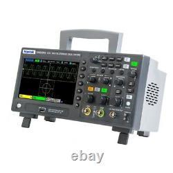 Hantek Oscilloscope DSO2C10 2D10 2 Channel Digital Storage 1Gsa/s +Generater UK